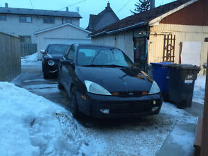 2000 Ford Focus Hatchback ZX3
