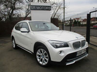 2010 BMW X1 2.0TD xDrive23d SE(PAN ROOF,CREAM LEATHER)