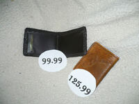 Home made wallets for sale
