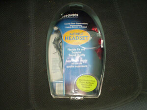 mobile headset/mx150 for LG/motorola/audiovox/kyocera