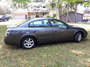 2005 Nissan Altima 2.5 S Certified/Etested
