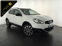 2013 63 NISSAN QASHQAI 360 IS DCI 5 DOOR HATCHBACK 1 OWNER FINANCE PX WELCOME