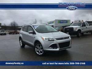 2014 Ford Escape Titanium400A LEATHER HEATED SEATS AWD READY TO