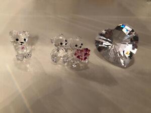 41798a689 Crystal Swarovski Figurines   Kijiji in Ontario. - Buy, Sell & Save ...