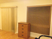 Bachelor apt closed to all amenities is for rent from Dec 1st. P