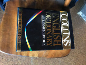 Collins Millennium Edition Dictionary