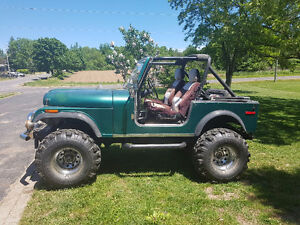 1980 Jeep CJ Other