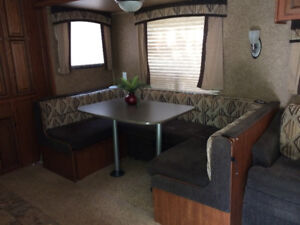 ROULOTTE JAY FLIGHT JAYCO 36 pieds