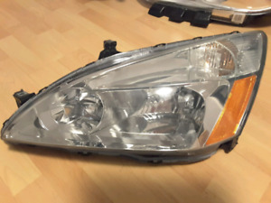 HONDA ACCORD PHARE HEADLAMP HEADLIGHT LUMIÈRE LIGHT LAMP