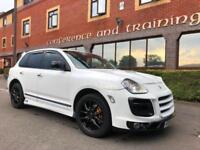 Porsche Cayenne 3.2 V6 Tiptronic S MEDUZA WIDE ARCH & LPG GAS