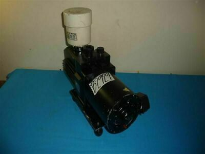 Ulvac Kiko Gld-051 Gld051 Vacuum Pump W Omt-200a Oil Mist Trap