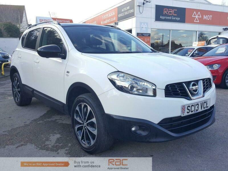 NISSAN QASHQAI dCi 110 360 White Manual Diesel, 2013 | in Portishead,  Bristol | Gumtree