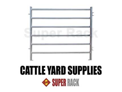 HD Galvanized Steel Live Stock Cattle Horse Sheep Yard Panel Gate