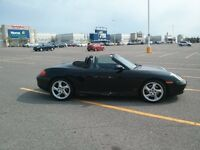 2002 Porsche Boxster Sports package Convertible