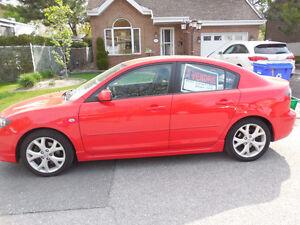 2008 Mazda Mazda3 GT Familiale PRIX REDUIT
