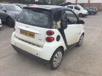 2008 Smart Fortwo 1.0 MHD Pure Coupe**AUTOMATIC**ONLY £20 TAX**FSH**72MPG**