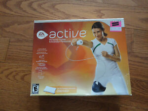 Wii Sports active personal trainer