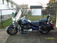 REDUCED!!!  2005 Suzuki C90 Blvd.