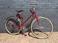 Falcon Retro Ladies Town Bike
