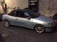 Peugeot 306 Cabriolet Spares/Repairs/Breaking