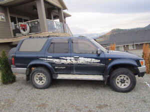 1994 Toyota Other surf SUV, Crossover