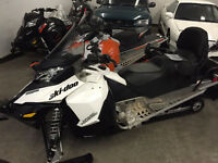 2015 SKI DOO 600 ACE GRAND TOURINGS SPORTS