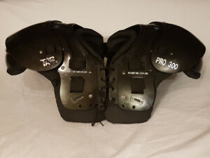 Tag pro 300 football pads