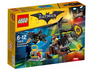 NEW Lego Batman Movie and Super heroes Lego Sets