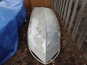 12' Welded Aluminum Boat