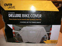 Couvre vélo deluxe OverDrive - neuf