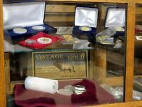 GOLD and SILVER Coin / Bullion Dealer - Great  Investment Gifts