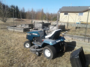 Master craft lawn tractor parts