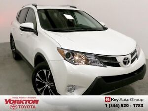 2015 Toyota RAV4 XLE  - local - one owner - trade-in - $175.83 B