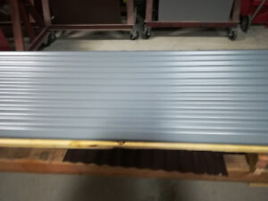 LOCALLY MADE ROOFING -SIDING  CORRUGATED PANELS