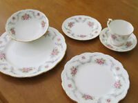 ROYAL ALBERT BONE CHINA - TRANQUILITY PATTERN