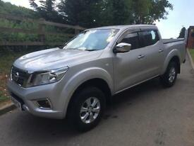 NISSAN NP300 NAVARA ACENTA 4X4 DOUBLE CAB PICK UP 16 REG