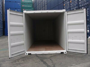 ONE-WAY and USED Shipping Containers - BUY DIRECT - 604.401.1276