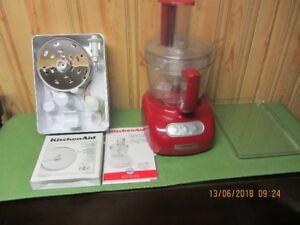 KitchenAid 12 cup Food Processor