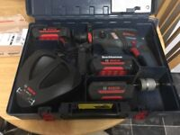 Bosch 36v sds drill