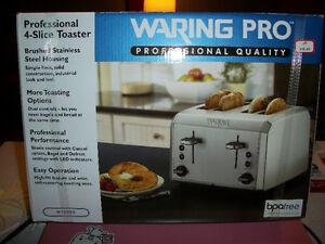 New 4 Slice Toaster