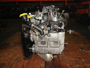 JDM SUBARU WRX EJ20 TURBO ENGINE WITH OUT AVCS SENSOR Gatineau Ottawa / Gatineau Area image 5