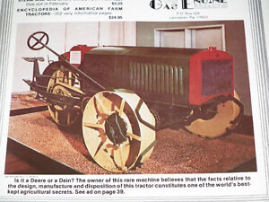 OLD GAS ENGINE AND TRACTOR MAGAZINES MINT . Windsor Region Ontario image 4