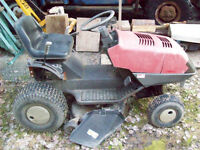 12HP NOMA Lawn Tractor