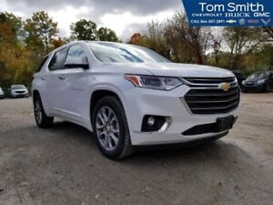 2019 Chevrolet Traverse Premier  - Cooled Seats - $338.66 B/W