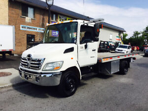 2006 HINO 4cylindre  TOWING PLATEFOME