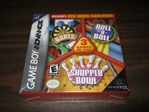Jeux neufs a $20 pour le Game boy Advance