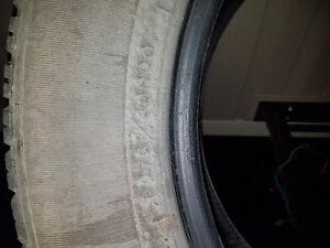 Goodyear wrangler 275/60/20 Regina Regina Area image 3