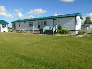 MOBILE HOME IN VIMY FOR SALE
