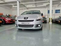 2013 Peugeot 5008 1.6 HDi FAP Allure 5dr MPV Diesel Manual