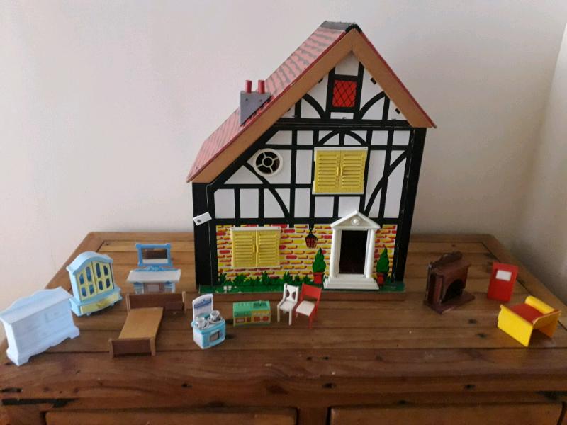 Vintage Wooden Dolls House In Norwich Norfolk Gumtree